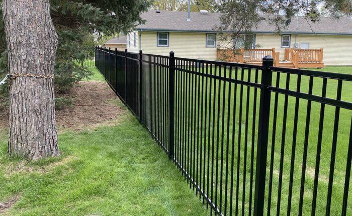 Ornamental Wrought Iron Fences Mn (4)