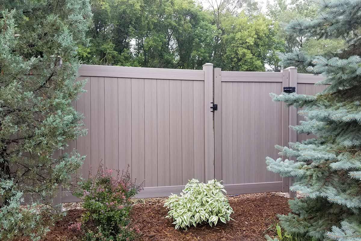 Artic Blend Fence Minnesota